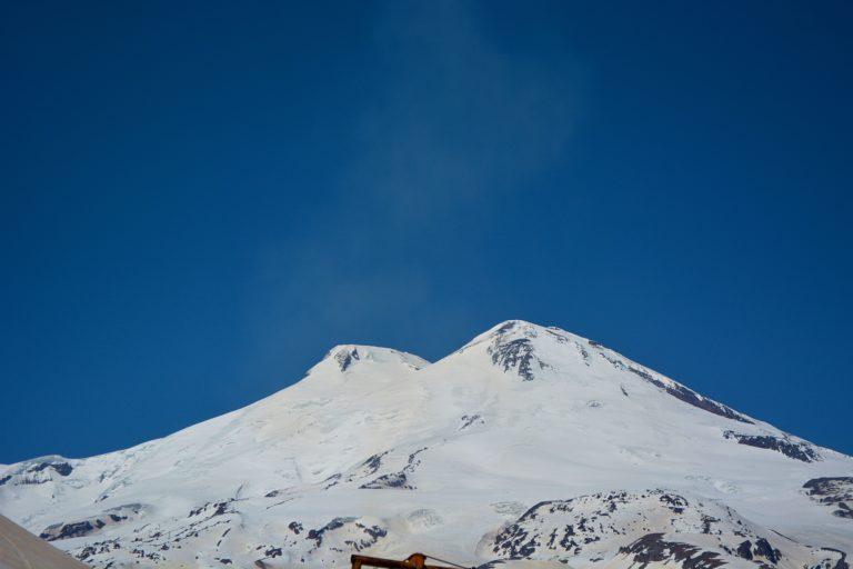 Эльбрус, высочайшая вершина Европы